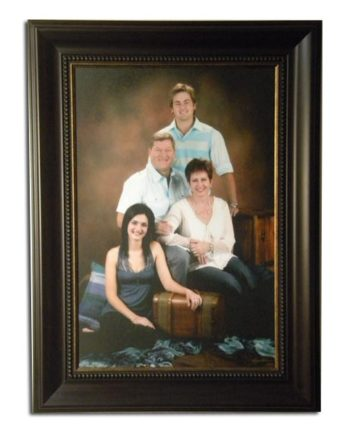 Photo Canvas Framing