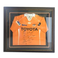 Rugby Jersey framing