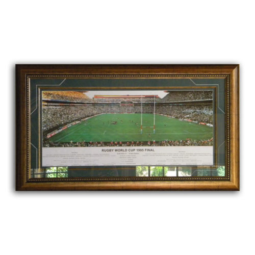Photograph Framing with Green Mounting
