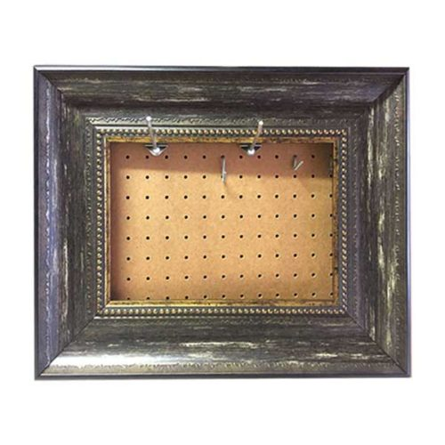 A5 Gold Wood Frame